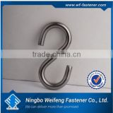 S type pothook stainless steel 304 Top quality S Hook Large Heavy Duty small box PACKING