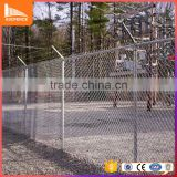 2016 best selling for 40-60g zinc rate cyclone wire fence and chain link fence