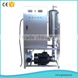 ozone making machine, food sterilization wash by ozone water, bacteria free
