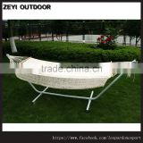 New Hammock Stand Outdoor Swing Bed Hanging Rope Camping Lounger