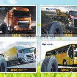 China Tyre Factory Wholesale Truck Tyres / Heavy Duty Truck Tyres / Dump Truck Tyres 1200R24 For Sale