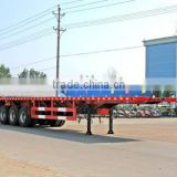 3 axles flat deck trailer,flat deck semi trailer,tilt deck trailers