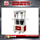shoe making machine Ladis shoes sole pressing attaching machine