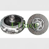 ETface 430mm Clutch Cover  Pressure Plate Clutch Assy 3400121501 for MERCEDES-BENZ