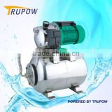230V Automatic Electric stainless steel Water Pump With Pressure Tanks