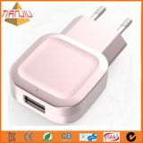 100% CE ROHS quality 5V 2.1A/2.4A Wall Type dual USB Power charger