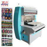 12 Colors Plastic Shoe Sole Dropping Machine