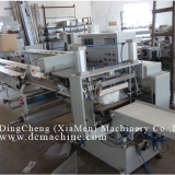 Automatic Toilet Paper Multiple Rolls Packing Machine (DC-TP-PM6)
