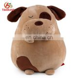 SA8000 audit factory wholesale plush soft cuddly dog toy