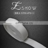 Chaozhou Fashion Decorative White Bra Lingerie Customized Elastic Material of Bra Straps