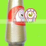 300D metallic yarn for embroidery