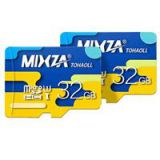 MIXZA TOHAOLL Class10 SDHC Micro SD External Memory Card TF Card Color Series for Phones Tablets