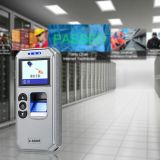 Z-6500F Fingerprint Security Guard Patrol System
