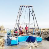Hot Selling Good Quality 10 inches Sand Jet Suction Dredger