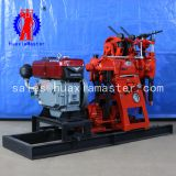 XY-100 hydraulic core water well exploration drilling rig XY series hydraulic core water well drilling rig spot supply