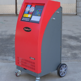 AC refrigerant recycle vacuum recharge machine with automatically meet the SAE standard
