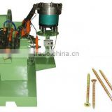 Automatic Screw Nail Threading Machine|Threaded nail making machine