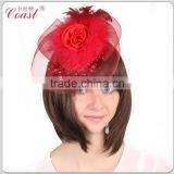 cheap red artificial silk rose dancing head flower                                                                         Quality Choice