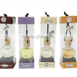 Hot wholesale hanging bottle car air freshener/perfumer