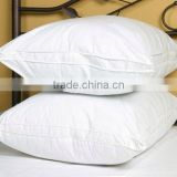 Feather filled back cushion, custom printing polyester cushion covers