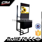 Produce and design Female underwear shop fixtures,POP Display, bra display rack,lingerie display