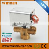 Wholesales 3 Way 2 Way Spring Return Zone Solenoid Valve                                                                         Quality Choice