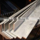 Factory supply competitive price 6000 series aluminium angle bar and aluminium angle profile