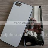 sublimation cover case for iPhone 5, with aluminium inserts