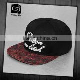 2015 China good quality low price factory wholesale new different types of hats and caps bulk