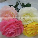 big open rose giant flower decoration