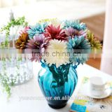 African chrysanthemum/fu lang flowers/sunflower Newly-married bridal chamber simulation flower decoration floral silk flowers ar