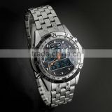 WM005-ESS 2014 Wholesale Watches Men Analog Digital Wrist Watch