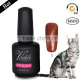 72 colours , Cats Eye Magnetic Magnet High Shine UV Soak Off Gel Nail Polish