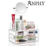 C88 ANPHY Huge Makeup Assorted Organizer with Mirror 1.82 kg /pc