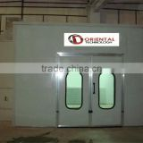 D Oriental DOT-C1 Spray paint booth spray tan booths