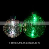 fashionable decorative LED Sphere ,crushed glass for crafts