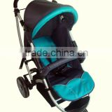 #4026F European classical style baby jogger stroller buggy pram made of aluminum in QuanZhou, FuJian, China