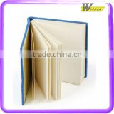 Best Brochure Catalogue Product Furry Sofe Cover Glue Binding Printing book NoteBook