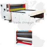 automatic die-cutting and creasing machine
