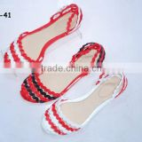New Design Jelly Fashion Sandals Women Shoes 2015