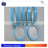 Shenzhen ZZX-200 Thermal conductive double-sided insulation tape with difference thermal conductivity