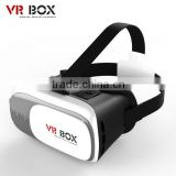 "Google cardboard HeadMount VR BOX 3.0 PRO Version VR Virtual 3D Glasses for 3.5"" - 6.0"" Smart Phone+ bluetooth remote controller"