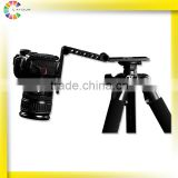 china factory ZD-Y20 dslr video camera foldable mini ball head for tripod mount aluminum outdoor pan tilt