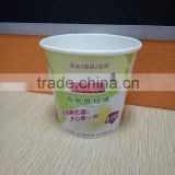 water resistance insulated double wall high quality disposable paper take away hot soup cup