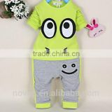 2014 Autumn Baby Boy Clothing Set Kids Cartoon Clothes Set For Boys High Quality Cotton Long Sleeve Matching Shirt And Pants