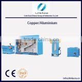 Inlet 2.6-3.5 Outlet 1.0-2.76 9 dies Copper wire/Aluminium Wire Drawing Machine With Annealer