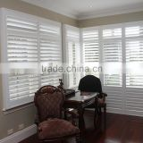 Wholesale cheap china stadnard or custom wood white horizontal contemporary extra wide wooden venetian blinds