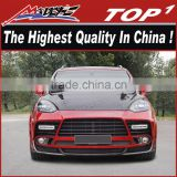 new body kits for 2011-2014 Porsche Cayenne 958 the highest quality PU/Carbon Fiber Body Kits for MY style