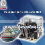 -5c Refrigeration System Cooler Room M Temp. and Low Temp. -5c~18c used in supermarket