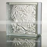all patterns and colored glass block diamond Glass Bricks in high quality with CE,ISO,CCC certification